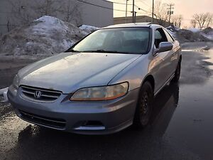 Honda accord coupe 2002
