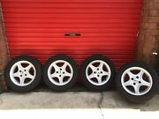 Genuine 14 inch Enkei's - 4x100 Tuggerawong Wyong Area Preview