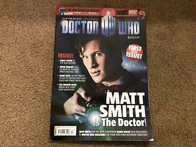 #417 DOCTOR WHO magazine ( UNREAD) - MATT (417 Magazine)