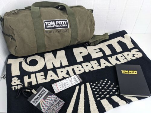 2014 Tom Petty & the Heartbreakers Survival Kit Red Rock Amphitheatre VIP Gift