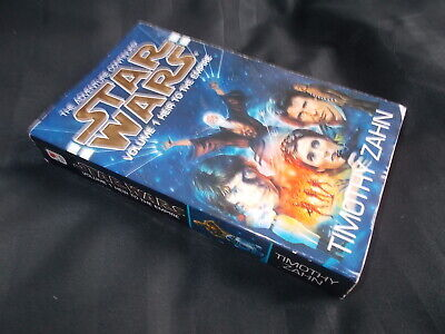 Star Wars - Volume 1: Heir to the Empire by Zahn, Timothy 1994) Paperback Book