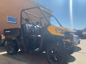 New Can Am Defender HD8 DPS Armidale Armidale City Preview
