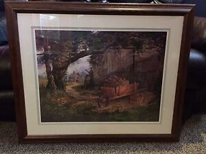 Humphries Framed Print
