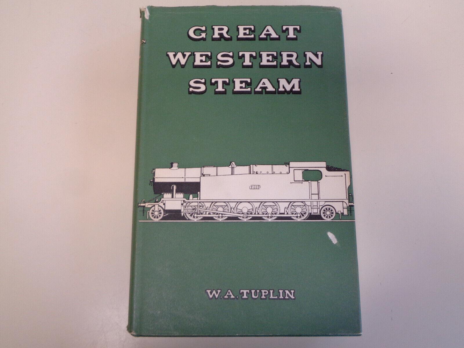 Great Western Steam HBDJ 1967 Locomotives British Railways Railroad