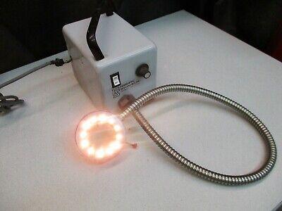 Fiberoptic Specialties Fiber Optic Light Source With Ring Light