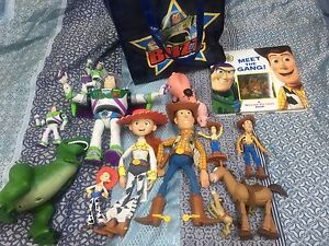 Toy Story Collection Albert Park Port Phillip Preview