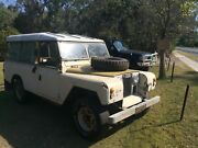 Land Rover series 2 Pallara Brisbane South West Preview