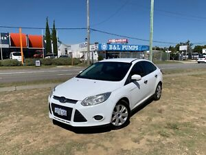 2012 FORD FOCUS AMBIENTE LW 4D SEDAN AUTOMATIC 36 MONTHS FREE WARRANTY Kenwick Gosnells Area Preview