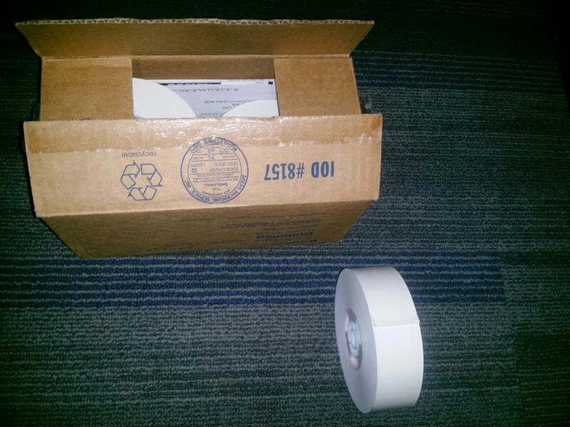 PITNEY BOWES POSTAGE METER TAPE (627-2)  NEW 1 BOX OF 6