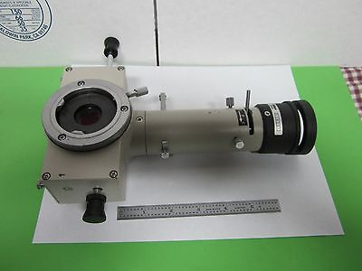 Microscope Part Nikon Uv Vertical Illuminator Ultraviolet Optics As Is Binl1-07