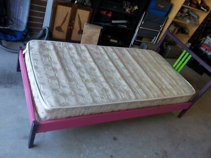 Ikea Single Bed Frame (NO MATTRESS)