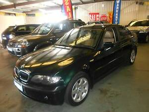 2002 BMW 318I Sedan $4,950 / $28pw Wangara Wanneroo Area Preview