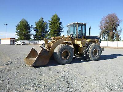 1997 Cat 950f Wheel Loader 4 Yd Bucket 3099