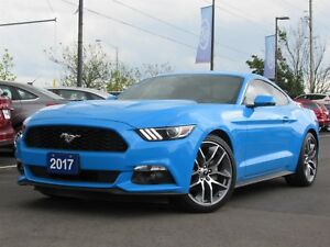 2017 Ford Mustang ECOBOOST PREMIUM w/NAVIGATION AND 20 INCH WHEE