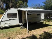 Caravan Abbey Swift Spectrum 535 2008 Bayswater North Maroondah Area Preview