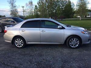 Mint 2010 Toyota Corolla