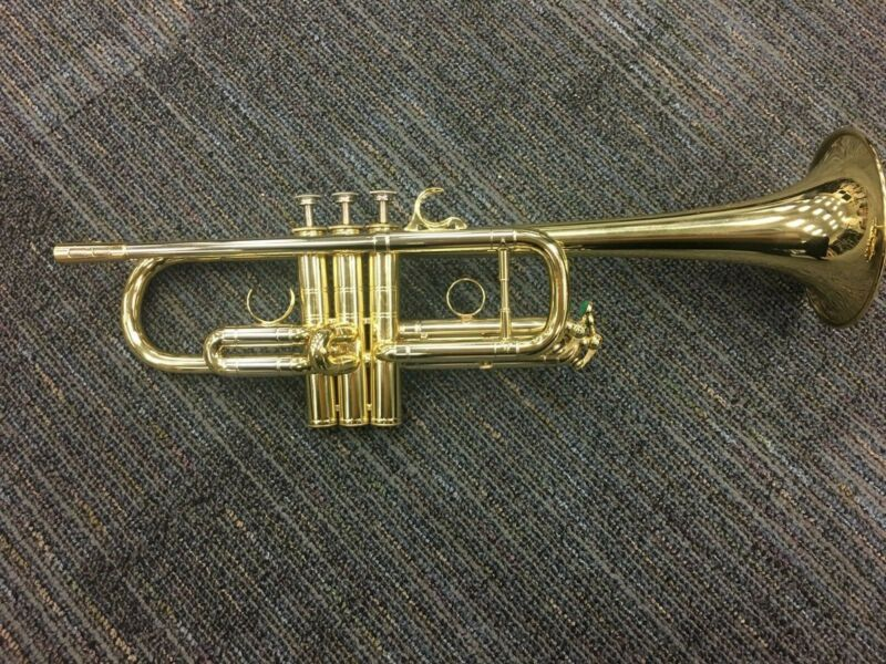 Vintage Selmer Paris C Trumpet 66