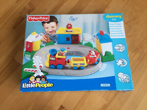 Circuit surprise de Little People par Fisher Price