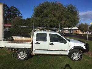 Holden Rodeo 2006 Ute Busselton Busselton Area Preview