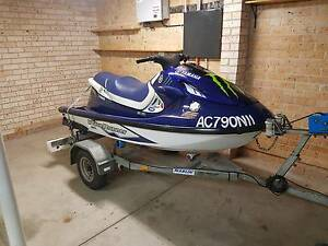 Yamaha Waverunner GP1200X Toronto Lake Macquarie Area Preview