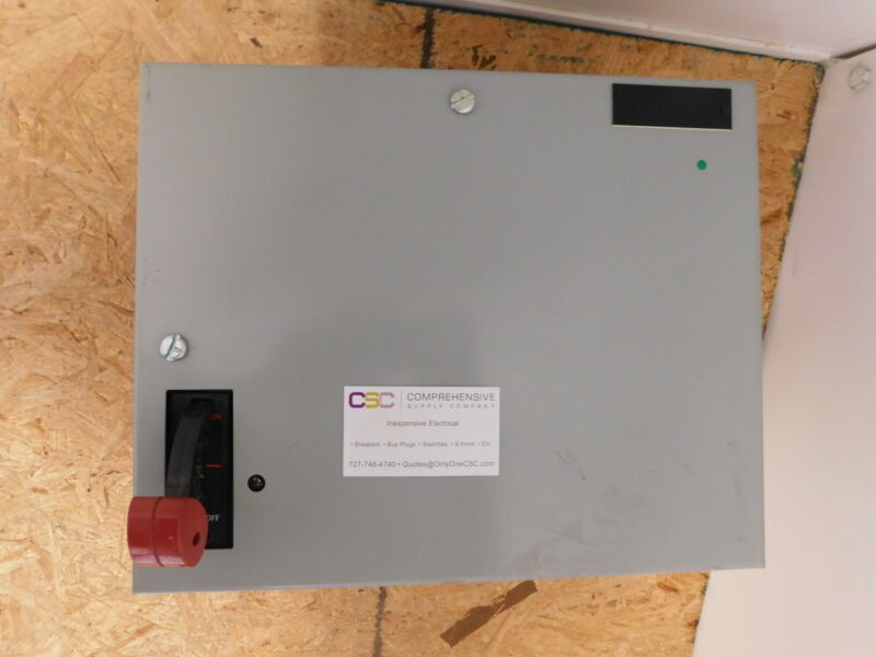 FS61A - GE 60A AMP 3PH 480V FUSIBLE 8000-LINE MOTOR CONTROL CENTER BUCKET - NNB