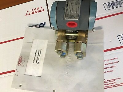 Foxboro 843dp-m2i1nk-m Differential Pressure Transmitter 0-30 Wc New Warranty