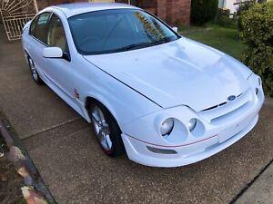 (Deposit taken) Ford Au 1998 xr8 Auto Ex police car