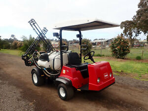 2011 TORO MULTIPRO 1250 5.6M BOOM CHEMICAL GRASS LAWN PESTICIDE SPRAYER SPRAY MACHINE Austral Liverpool Area Preview