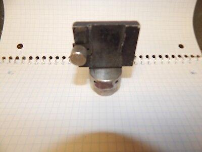 Brunson Ke Optical Alignment Invar Tooling Bar Scale Holders Set Of 2