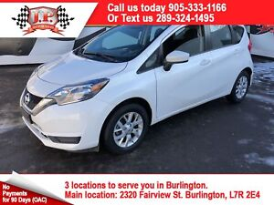 2017 Nissan Versa Note S, Automatic, Back Up Camera, Heated Seat