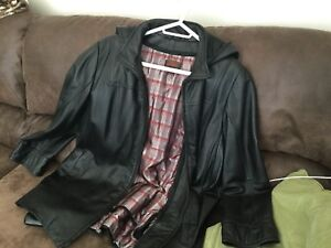 Danier leather ladies jacket