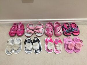 Size 4 girl shoes /sandals