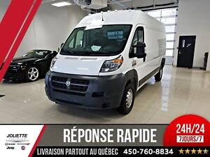 2014 Ram ProMaster 2500 High Roof, DIESEL, BLUETOOTH, CAMERA DE