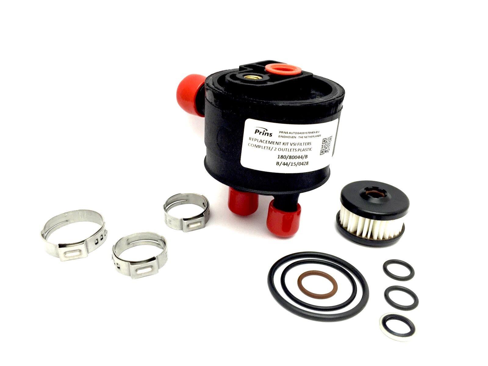 LPG Autogas Filter Gasfilter VSI 2 für Prins Anlagen nach ECR 67 01 zugelassen
