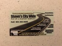 Shawn's City Wide Pick-up & Delivery Services