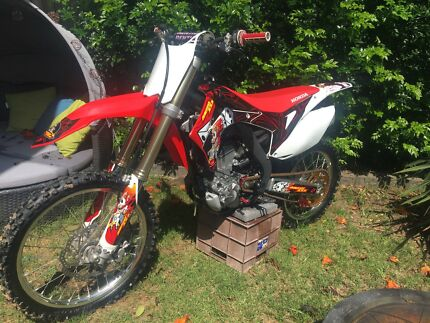 2015 crf250r Springwood Logan Area Preview