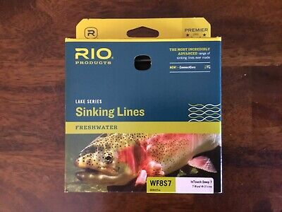 AIRFLO Polyleader LIGHT TROUT 5ft EXTRA SUPER FAST SINKING 6.1 in//sec 1,50 Mtr