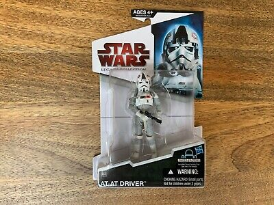 Star Wars Legacy BD49 AT-AT Driver with case