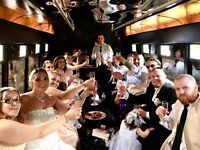 Limousine Limo Party Bus  Windsor Wedding Wine Tours