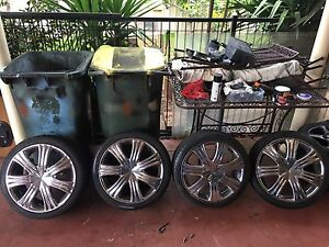 17 inch rims Horsley Wollongong Area Preview