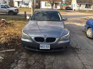 2005 BMW 530i $8250 safety and e-tested
