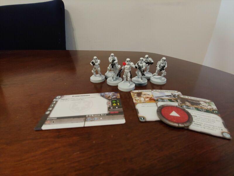 Star Wars Legion Painted Stormtroopers