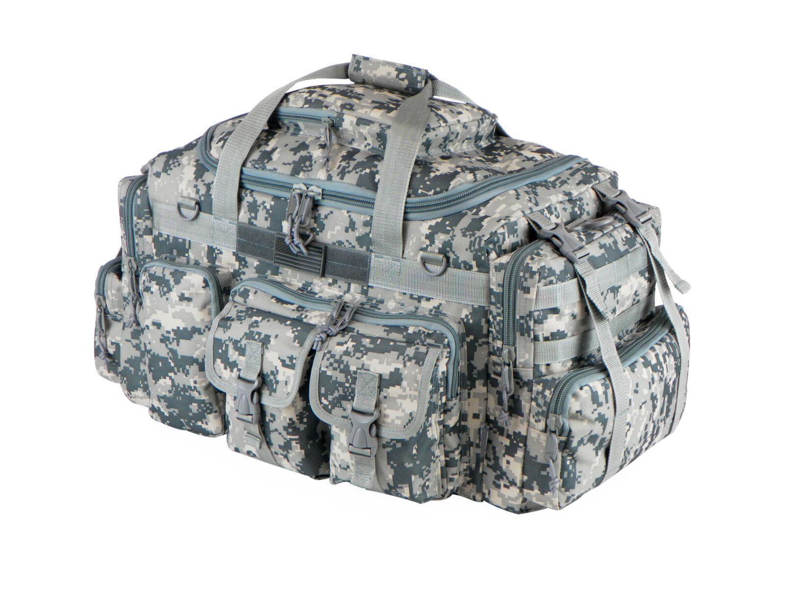 26 tactical duffel acu digital dufflebag range bag molle straps multi pocket