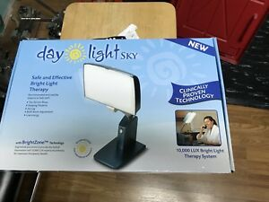 Seasonal Disorder Health Sun Lamp