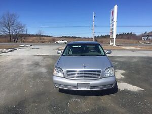 2005 Cadillac Deville Loaded