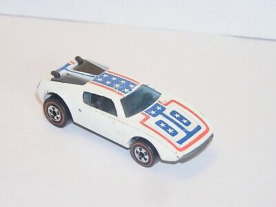 70s Hot Wheels Redline Warpath FLYING COLORS GOOD SHAPE! ALL ORIGINAL DR