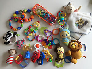 Baby toys/teethers