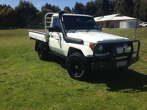 HZJ 75 Series Landcruiser Ute Perth Perth City Area Preview