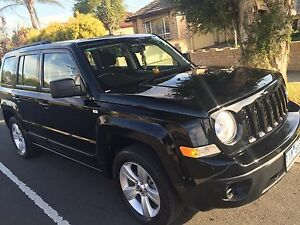 Jeep Patriot sport 2012 excellent condition Kealba Brimbank Area Preview