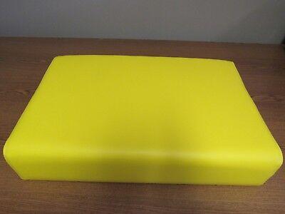 John Deere 530 630 730 Tractor Yellow Bottom Seat Cushion Af20238r S109